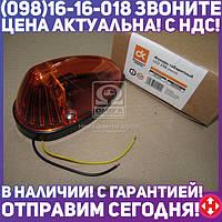 ⭐⭐⭐⭐⭐ Фонарь габаритный автопоезд (капля) LED 24В <ДК>  1521/LED