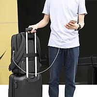 Стильный Рюкзак для ноутбука Tigernu T-B3601 20 л, фото 7