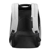 Многофункциональный Рюкзак Tigernu T-B3615B светло-серый, фото 2
