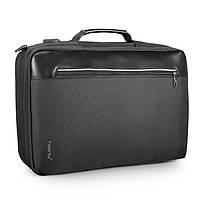 Стильный городской рюкзак Tigernu T-B3639 черный, фото 5