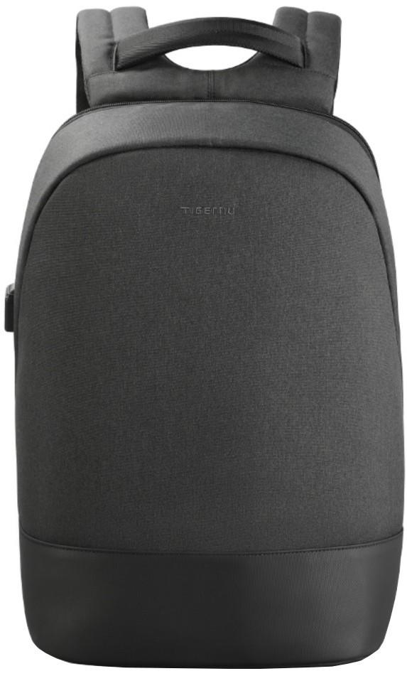 Удобный Рюкзак Tigernu T-B3595 18 л, черный с серым