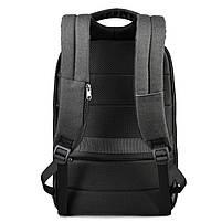 Современный рюкзак Tigernu T-B3611 c USB-портом, серый, фото 3