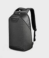 Рюкзак Tigernu T-B3611 c USB-портом, черный, фото 3