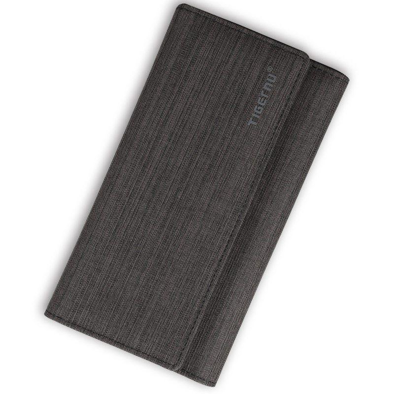 Бумажник Tigernu T-S8080, коричневый