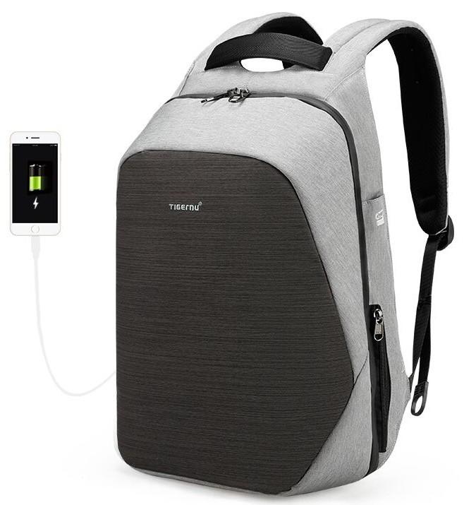 Городской рюкзак Tigernu T-B3351 для ноутбука 15,6 дюймов