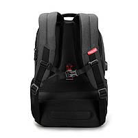 Стильный городской рюкзак Tigernu T-B3259 для ноутбука 15,6 дюймов, фото 4