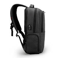 Стильный городской рюкзак Tigernu T-B3259 для ноутбука 15,6 дюймов, фото 6