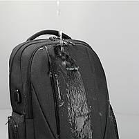 Рюкзак городской Tigernu T-B3399 черный, фото 4