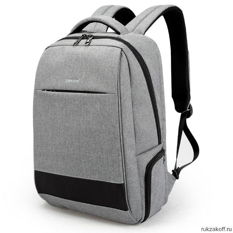 Стильный Рюкзак Tigernu T-B3516, серый