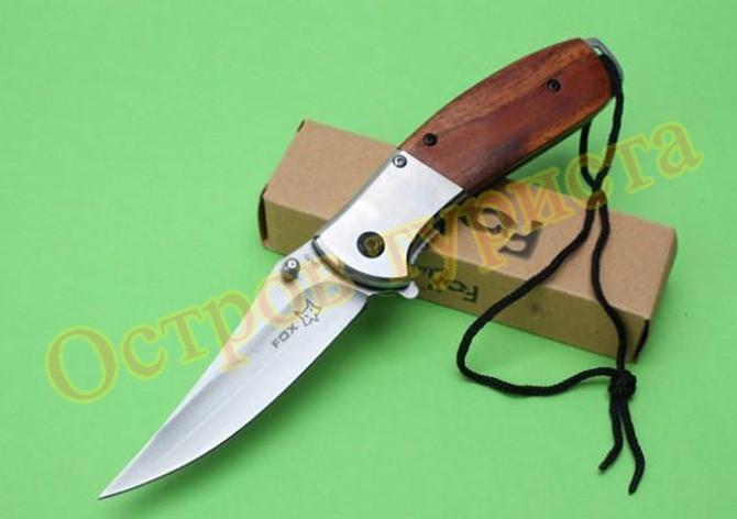 Нож складной FOX DA 70