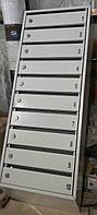 Ящик почтовый многосекционный Багатосекційні поштові ящики Почтовые Поштові скриньки Почтовый Ящик ящики