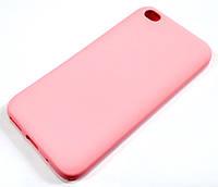 Чохол Silicone Cover для Xiaomi Redmi Go рожевий