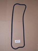 Прокладка крышки клапанов ЯМЗ-236 (резина, Китай), 236-1003270