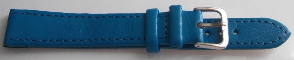 Ремешок кожаный LUX-PL (Польша) 16 мм, мурено