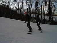 Обучение. Катание на сноуборде