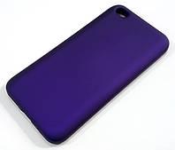 Чохол Silicone Cover для Xiaomi Redmi Go фіолетовий