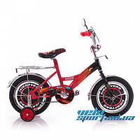 """Детский велосипед Mustang  """"Тачки"""" Cars (14 дюймов), фото 1"""