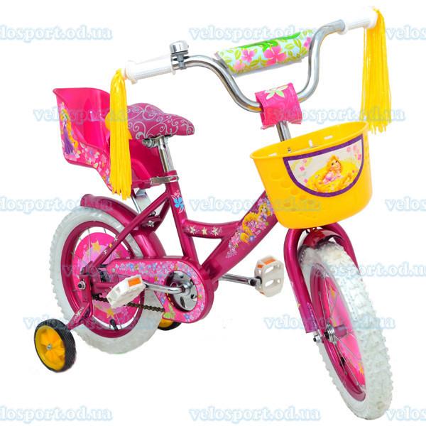 Детский велосипед GIRLS (12 дюймов)