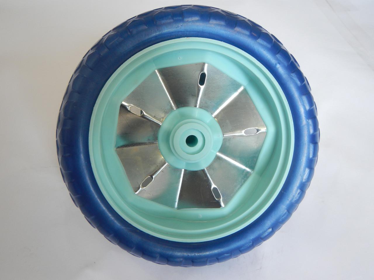 Заднее колесо на трешку