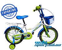"""Детский велосипед Crosser Happy 16"""", фото 1"""