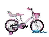 """Детский велосипед для девочек Crosser Kids Bike 20"""", фото 1"""