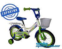 """Детский велосипед для девочек Crosser Happy 14"""", фото 1"""