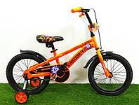 """Детский велосипед Crosser G960 IRON MAN 16"""", фото 1"""