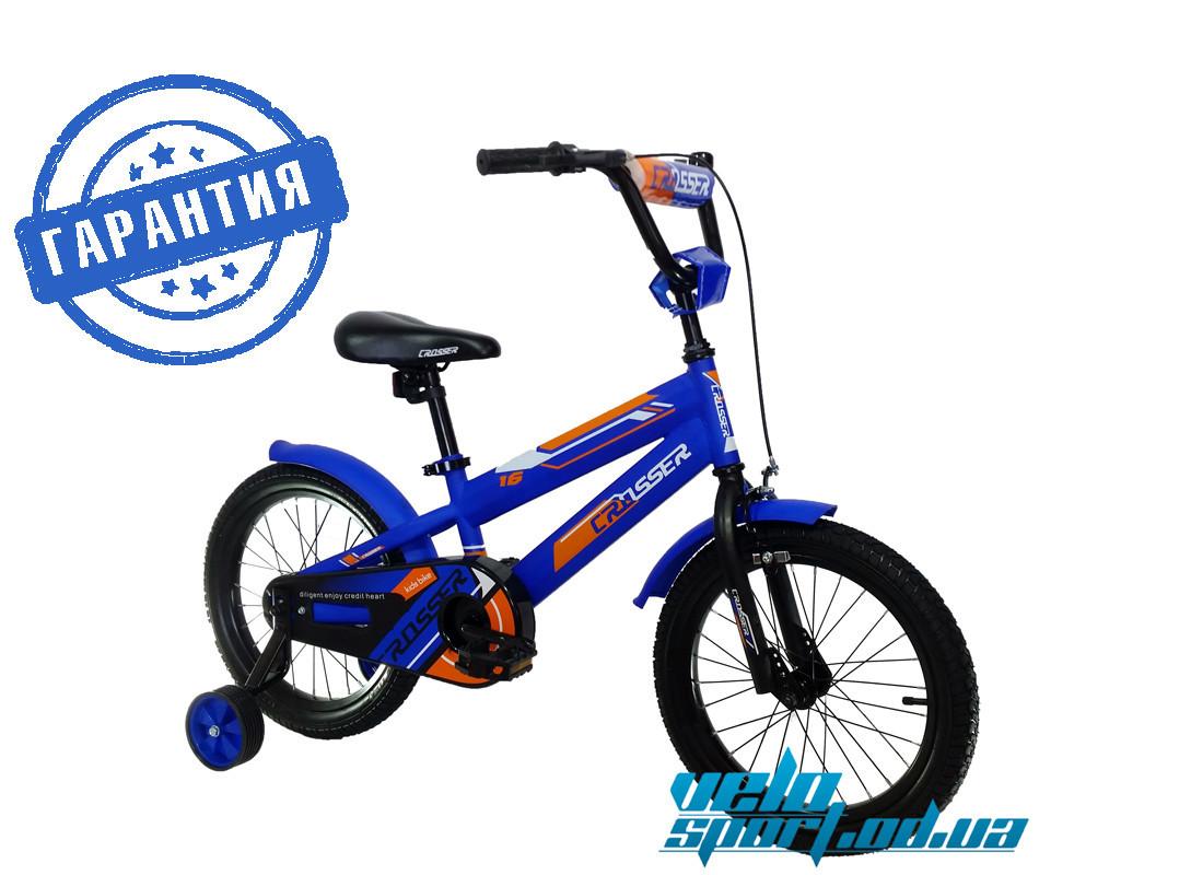 """Детский велосипед Crosser JK-711 16"""""""