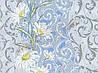 Обои акриловые Ромашки 7134-03 голубой