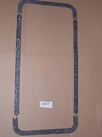 Прокладка поддона картера ЯМЗ-238 (паронит, Украина), 238-1009040