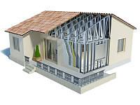 Каркасные дома (ЛСТК)