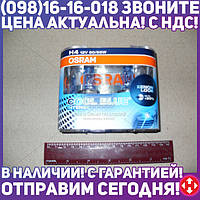Лампа фарная H4 12V 60/55W P43t Cool Blue Intense Hard DuoPET (2 шт) (пр-во OSRAM)
