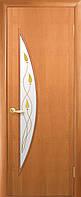 Двери Новый Стиль Луна+Р1 ольха, коллекция Модерн Р