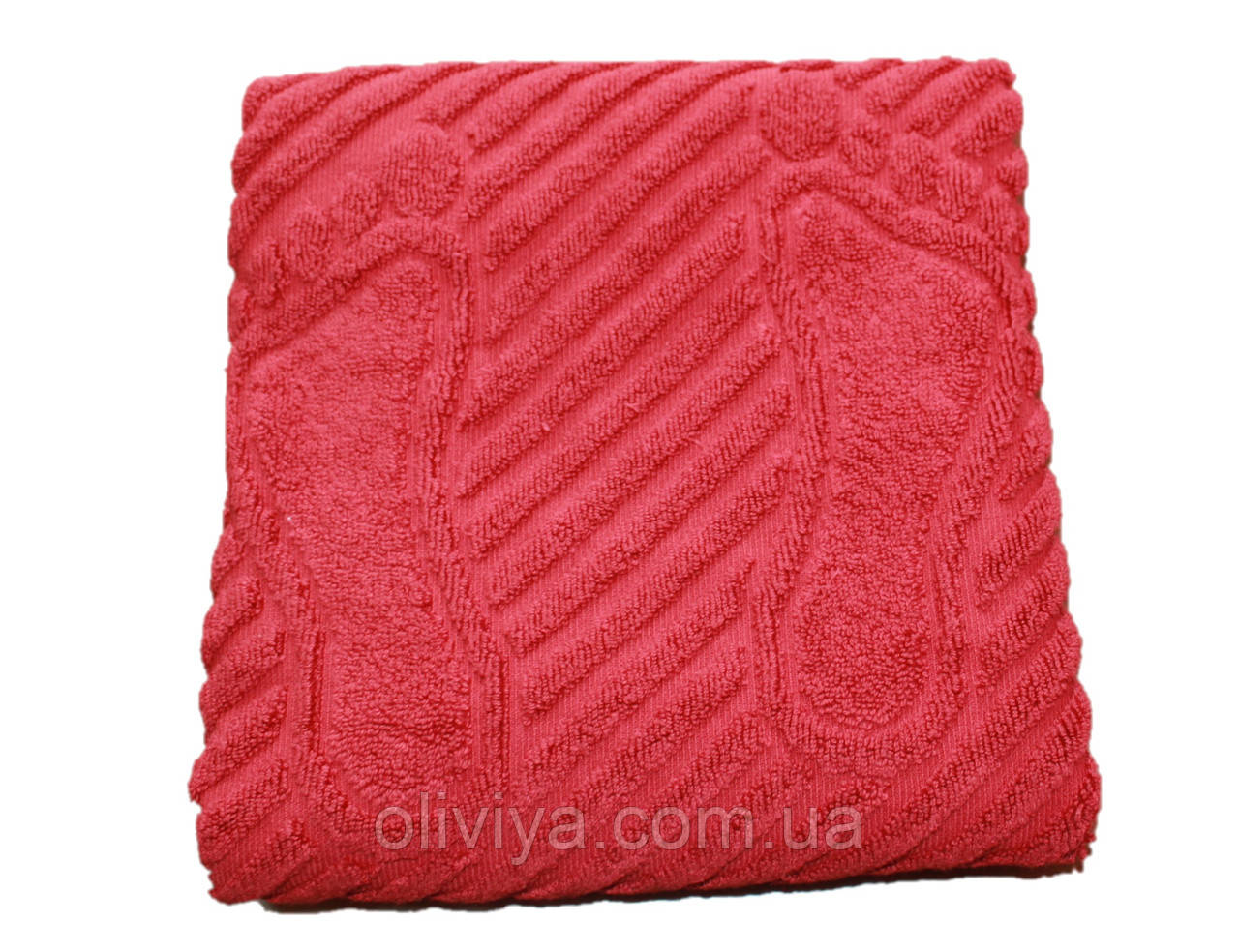 Полотенце/коврик для ног (кирпичный)
