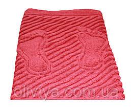Полотенце/коврик для ног (кирпичный), фото 3