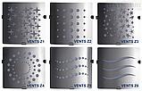 Декоративный осевой вентилятор ВЕНТС 100 З (VENTS 100 Z), фото 3