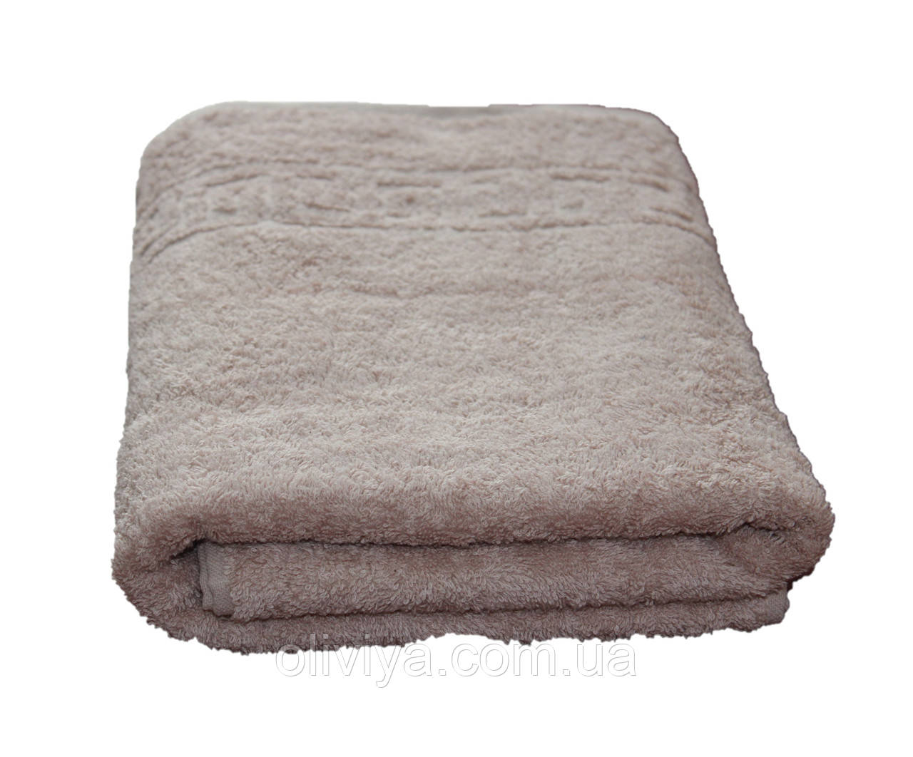 Полотенце для бани (бежевое)