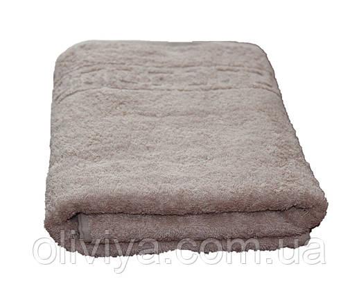 Полотенце для бани (бежевое), фото 2