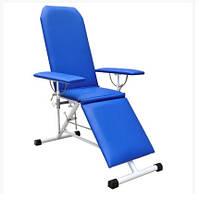Кресло донора ВР-1 сорбционное для забора крови, цитостатического лечения и процедуры диализа, фото 1