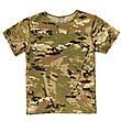 Детский камуфляж комплект Скаут костюм кепка футболка расцветка MTP, фото 6