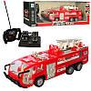 Детская пожарная машина  на радиоуправлении (6789-28)