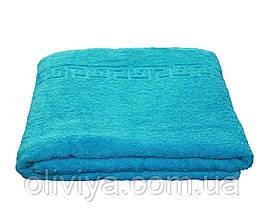 Полотенце для сауны/пляжа (бирюза)