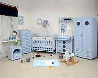 Детская комната №1