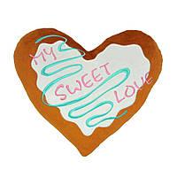Подушка - валентинка My sweet love