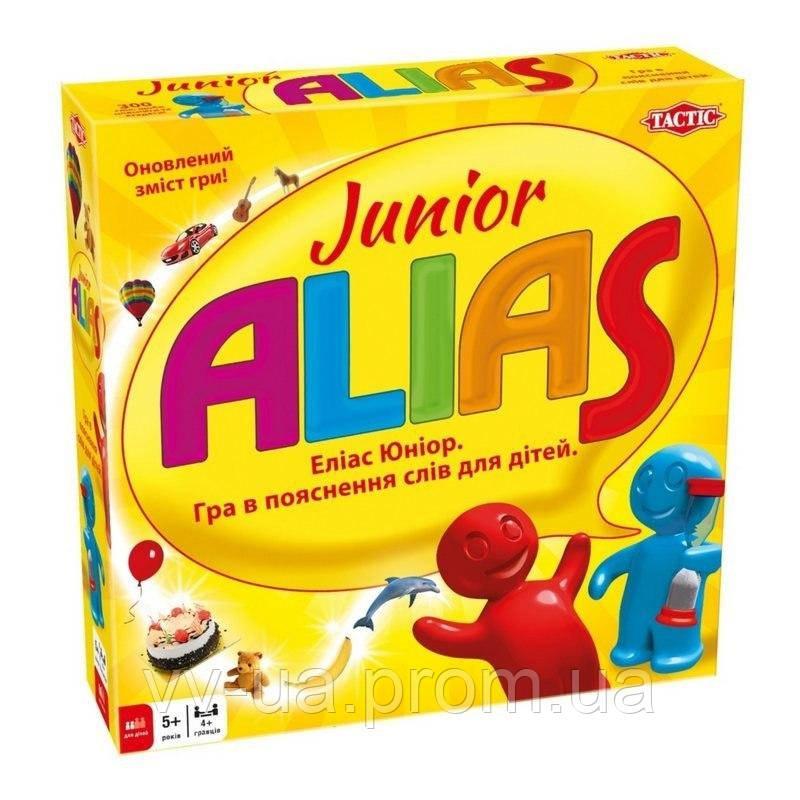 Игра настольная Tactic Элиас Юниор (54337)