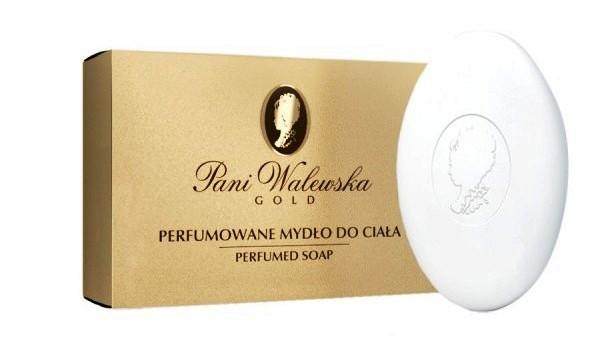 Мило парфумоване Pani Walewska Gold 100гр.