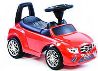 Машина-толокар Joy R-0001 з багажником, червоний, фото 1