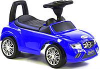 Машина-толокар Joy R-0033 с багажником, синий, фото 1