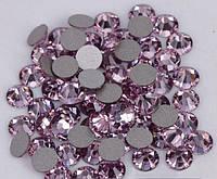 Стразы клеевые Premium Light Violet SS10 Non-hot Fix 1440 шт. Стразы холодной фиксации