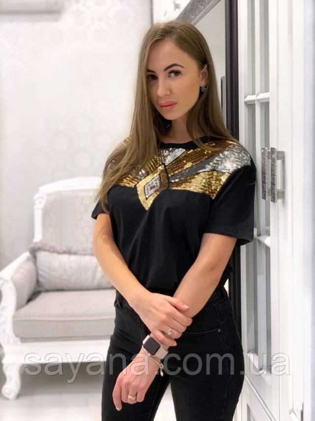 женская футболка-двойка опт